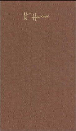 Genusslesen mit Hermann Hesse