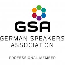 Astrid Brüggemann ist Professional Member der German Speaker Association