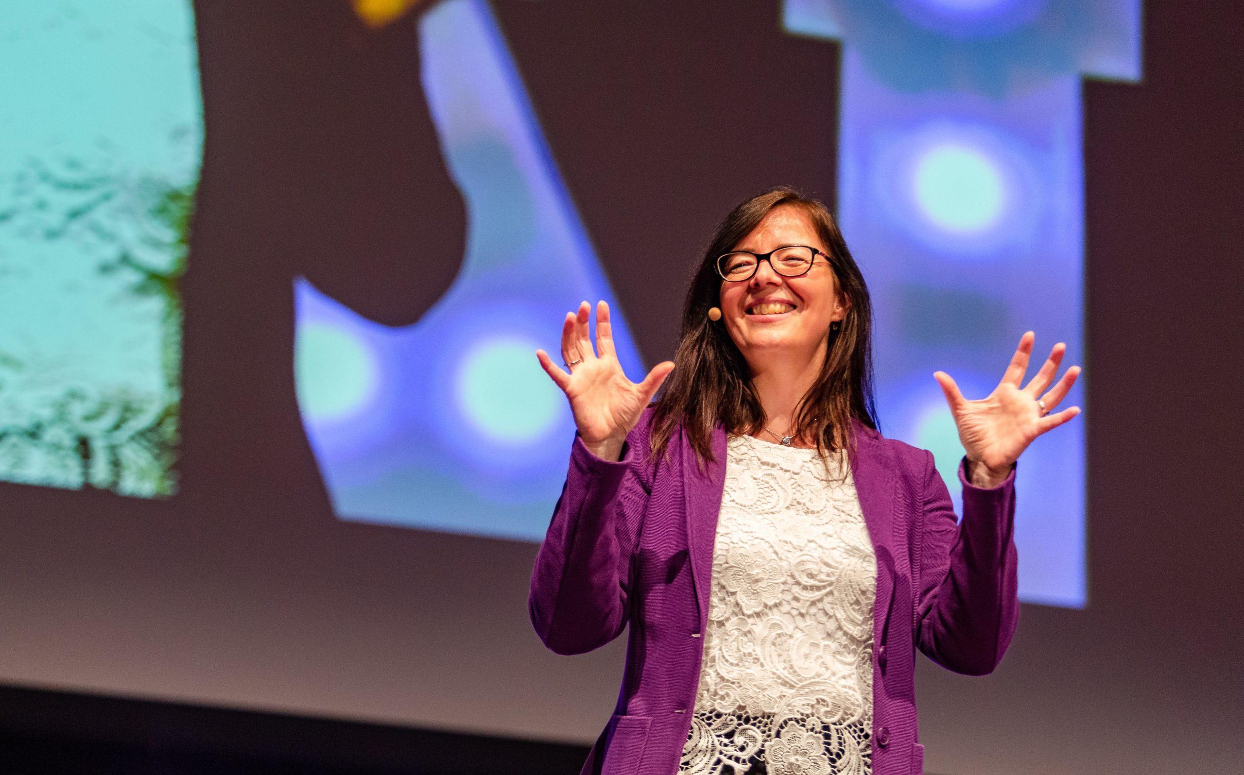 Rednerin Astrid Brüggemann