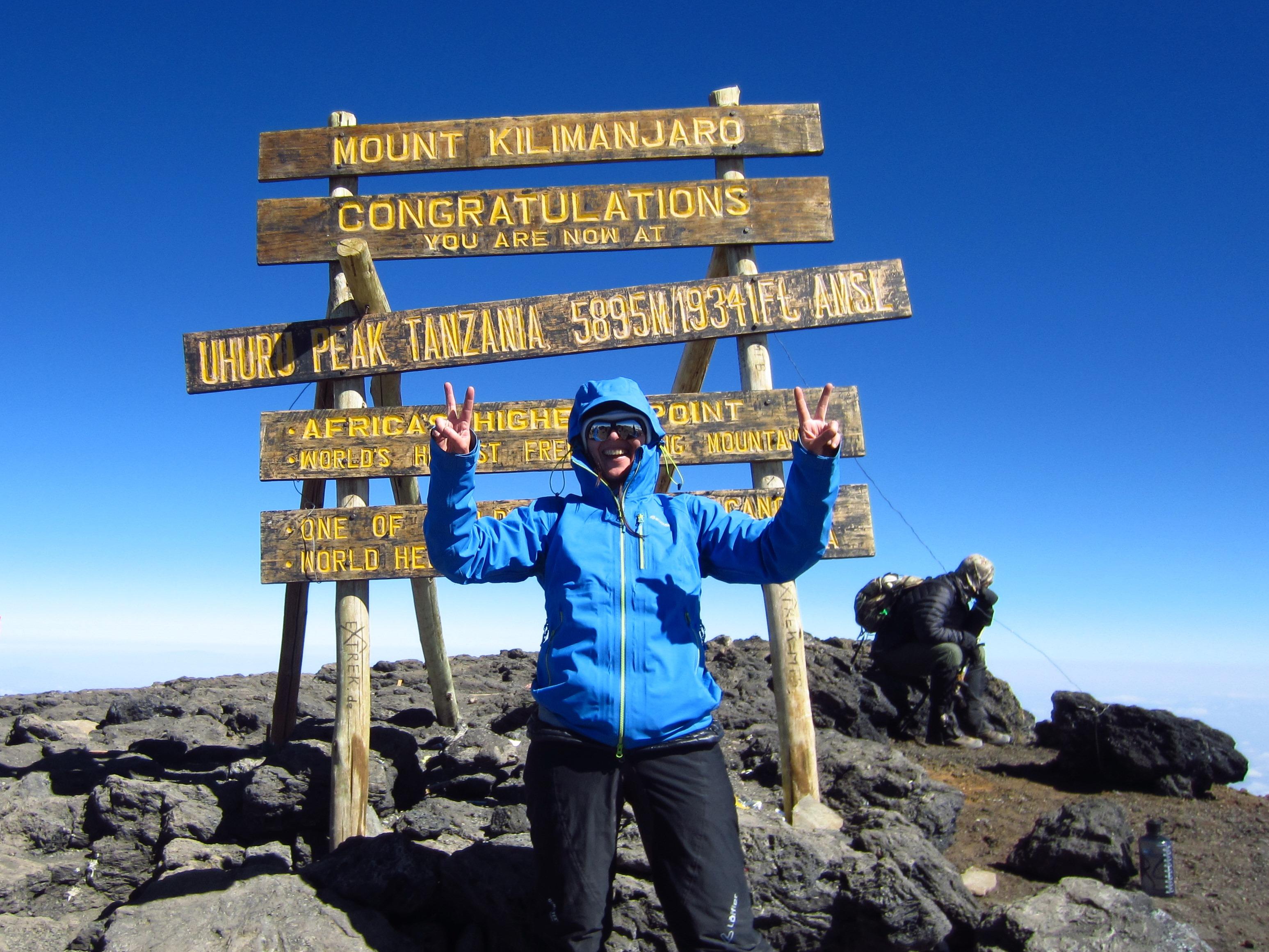 Astrid Brüggemann Kilimanjaro
