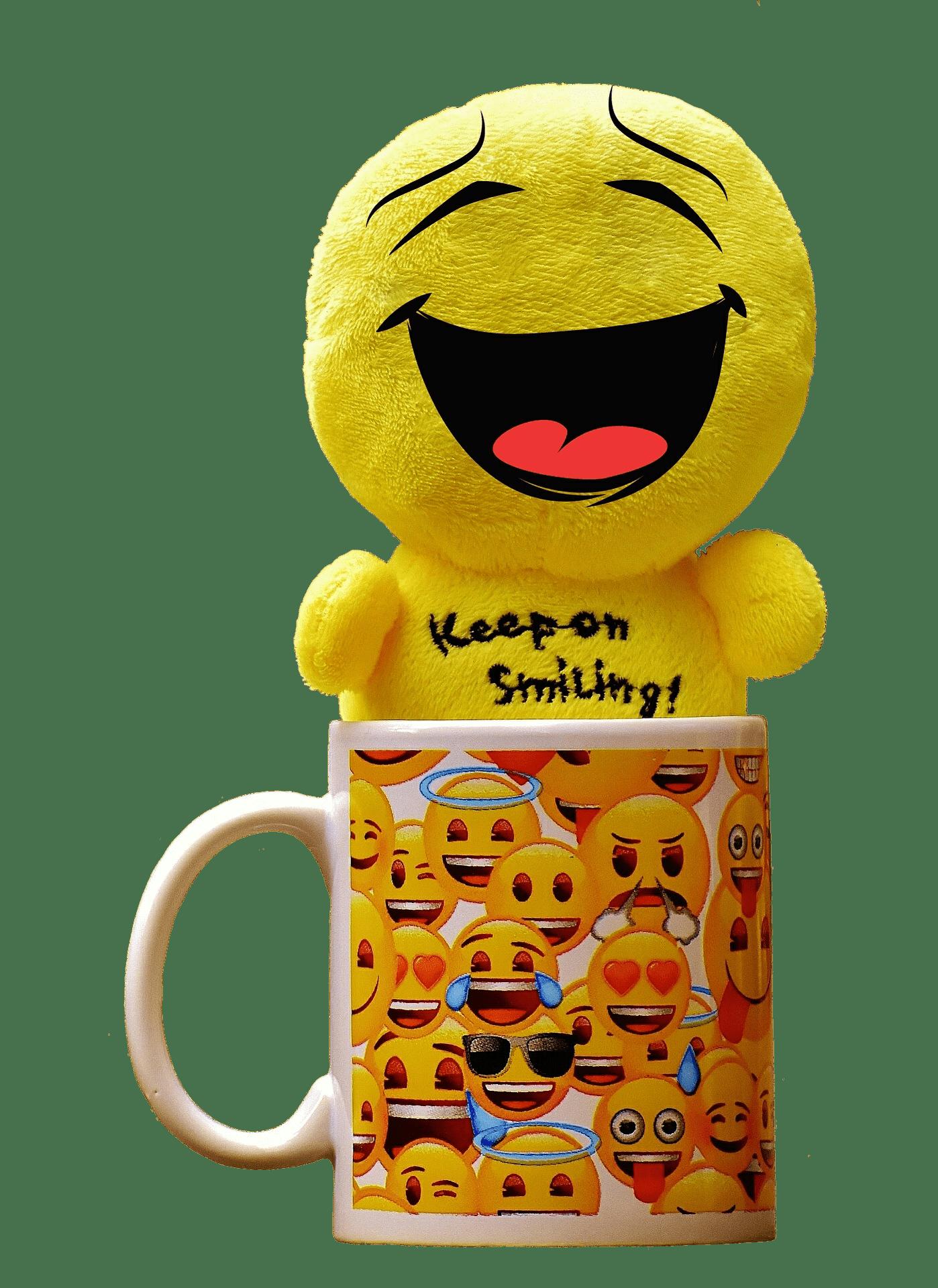 Tipp gegen Prüfungsangst: Lachen