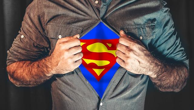 mental power superman
